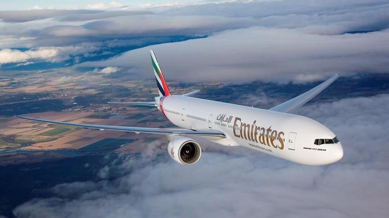 Ilustrasi Maskapai Emirates (dok Emirates)