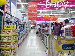 Beragam Diskon Perlengkapan Bayi di Transmart Carrefour