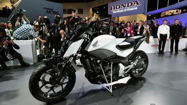 Honda Riding Assist (Foto: Response)