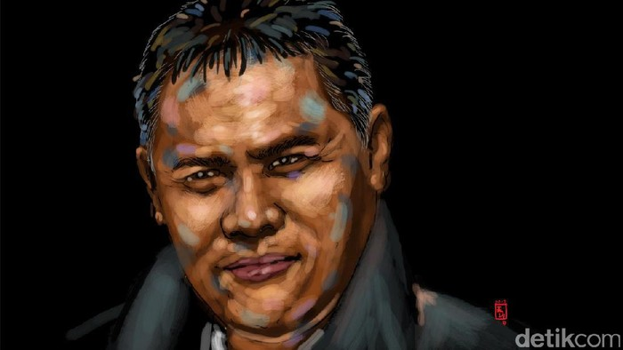 Hasanudin Abdurakhman (Ilustrasi: Edi Wahyono)