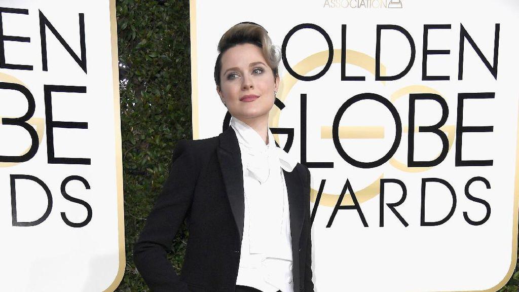 Evan Rachel Wood Tak Akan Pakai Gaun ke Acara Penghargaan Sepanjang 2017
