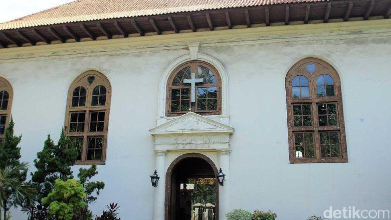 Gereja tertua di Asia