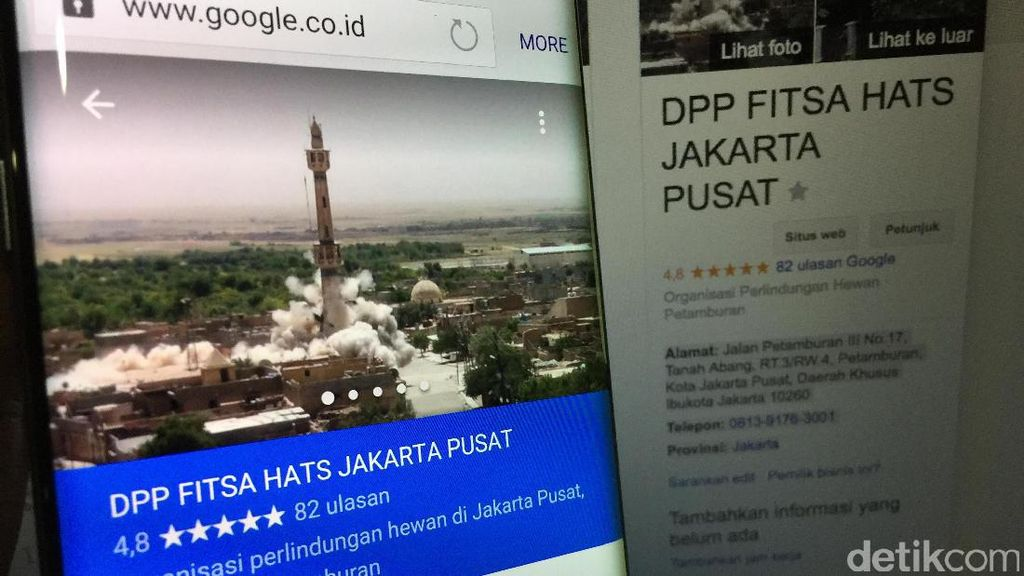 Waduh! DPP FPI Dikerjai Jadi DPP Fitsa Hats
