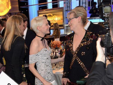 Meryl Streep Sindir Donald Trump di Golden Globes, Ada Apa?