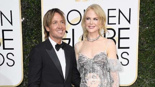 Hot Couples di Golden Globe 2017