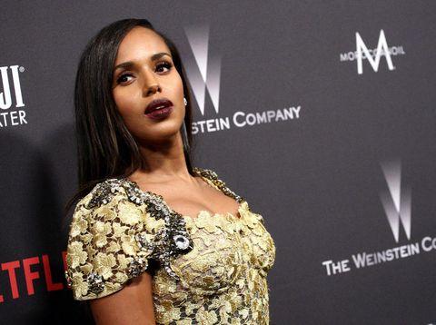 Deretan Selebriti di Golden Globes dengan Makeup dan Rambut Sempurna