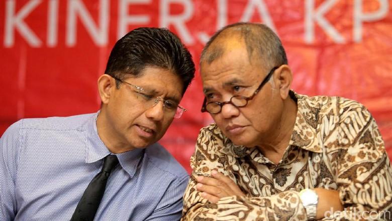 Kutuk Teror Bom, Ketua DPR ke Pimpinan KPK: Jangan Takut, Maju Terus!