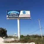 Ford PHK 7.000 Karyawan Demi Hemat US$ 600 Juta