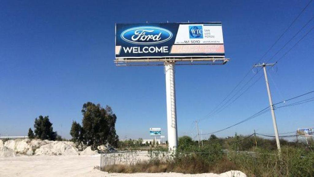 Ford Mau Buka Pabrik Lagi di Tengah Corona, Serikat Pekerja Was-was