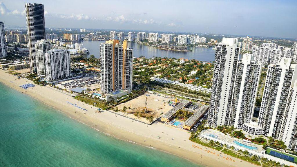 Pantai Miami Kembali Dibuka tapi Ada Aturan Baru untuk Wisatawan