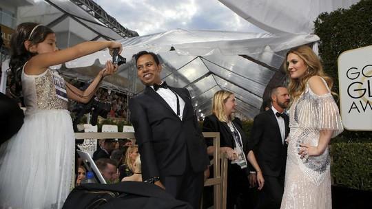 Nicole Kidman Hingga Drew Barrymore, Tetap Eksis di Golden Globe 2017