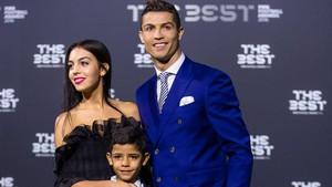 Mau Nambah Momongan Lagi, Ronaldo?