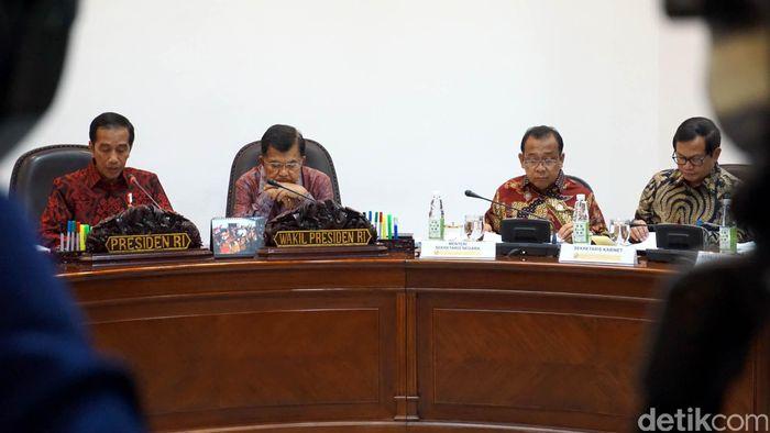Dalam sambutannya saat membuka rapat, Jokowi berpesan agar kekayaan mineral dan batu bara dimanfaatkan sebesar-besarnya untuk kemakmuran rakyat. Maka kebijakan yang dibuat harus berpihak pada kepentingan rakyat.