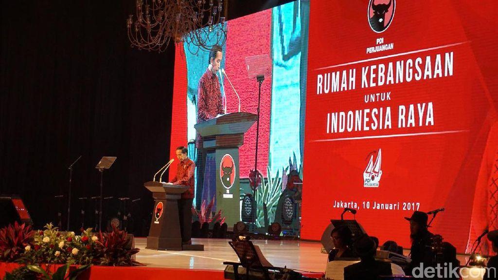 Jokowi: Ekonomi 2016 Paling Tidak 5,1%, Ini Membanggakan