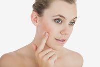 Ilustrasi untuk kulit sensitif