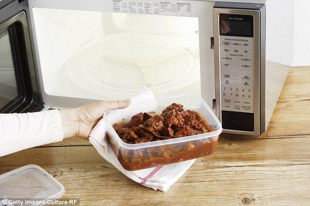 amankah masak dengan microwave