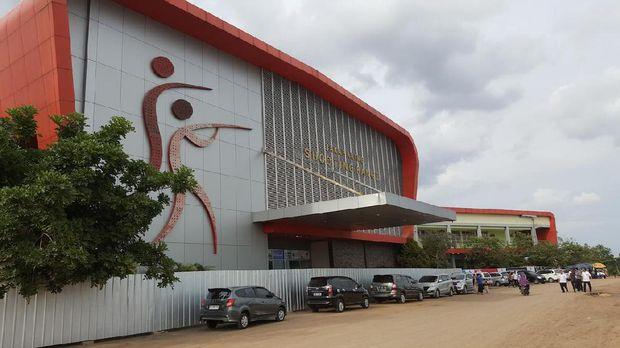 Gubernur Sumsel Pastikan Venue Asian Games Rampung Akhir Tahun Ini