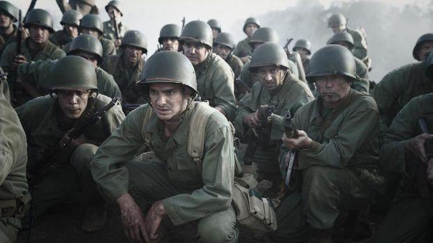 Arrival Dan Hacksaw Ridge Singkirkan La La Land Sementara Di Oscar