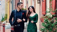 Asmirandah dan Jonas menghabiskan liburan akhir tahun mereka di Amerika Serikat. (Dok. Instagram/asmirandah89)