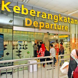 Airport Tax dari Aceh ke Luar Negeri Naik Jadi Rp 150.000