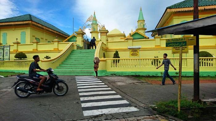 Pulau Penyengat (Foto: Ahmad Masaul Khoiri)