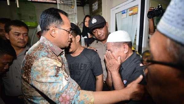 Menteri Perhubungan Melayat Amirullah Korban Penganiayaan STIP