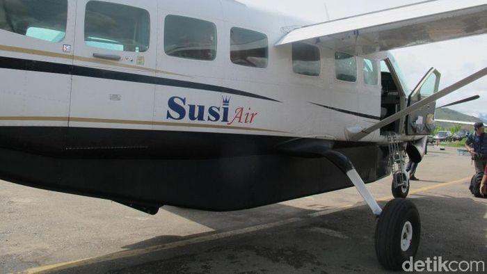 Ilustrasi /Foto: Pesawat Susi Air (Foto: dok detikTravel)