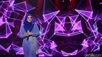 Siti Nurhaliza Cantik Merah Menyala di Jakarta