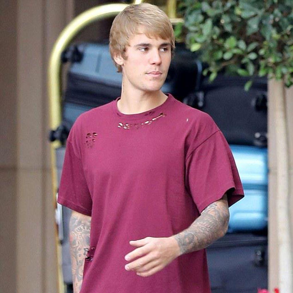 Lagu Baru, Justin Bieber Minta Bantuan Ed Sheeran hingga PSY