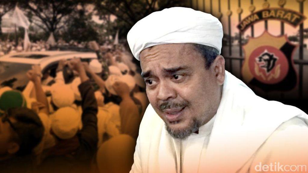Blokir Akun Habib Rizieq dan FPI, Twitter: Ada Laporan Pelanggaran