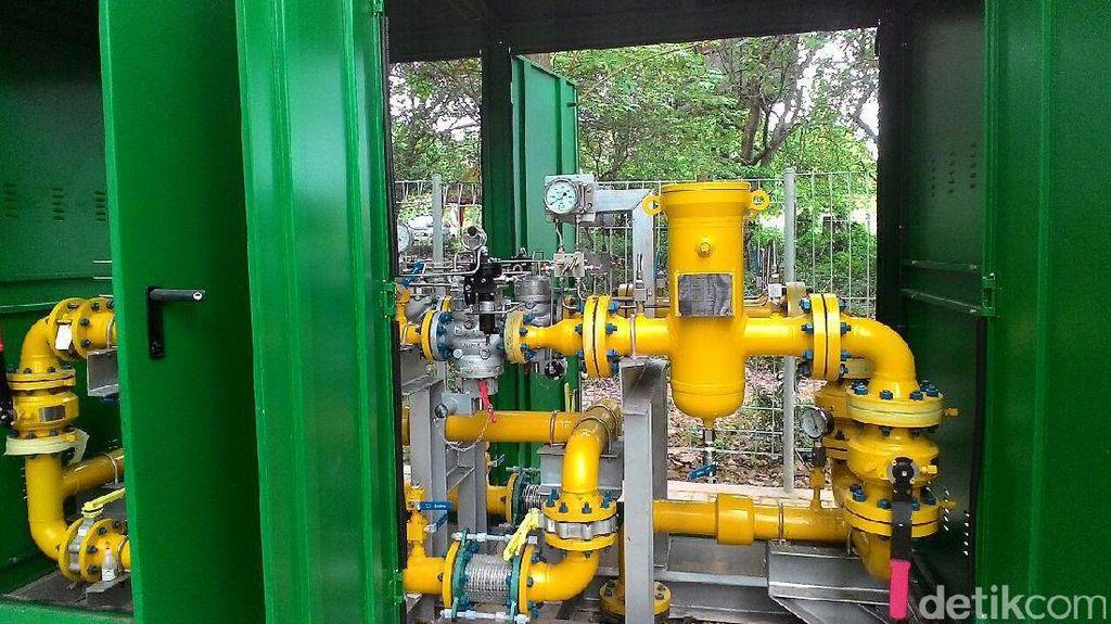 Hingga Mei Penyaluran Gas PGN Capai 33 Juta Meter Kubik, naik Hampir 50%