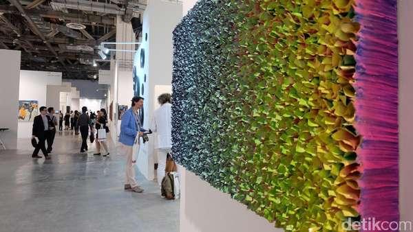 Nggak Bisa Datang ke Art Stage Singapore?Jangan Sedih, Ini Foto-fotonya!