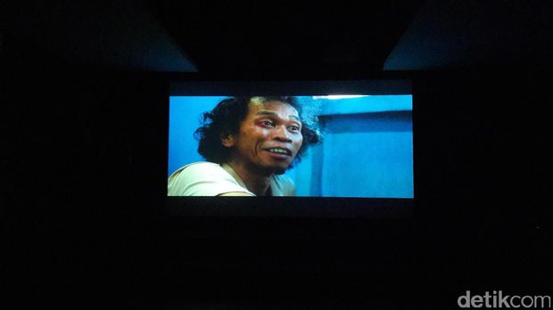 Pemutaran film 'Istirahatlah Kata-kata'