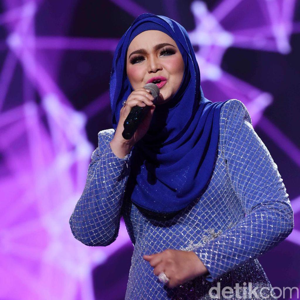 Duka Siti Nurhaliza atas Kepergian Saleem Iklim