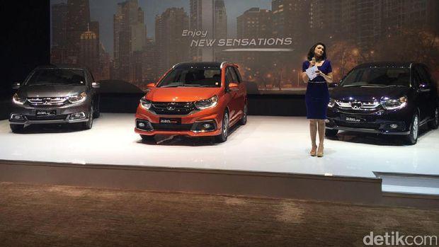 Honda: Mobilio Anyar Sudah Menuruti Maunya Orang Indonesia