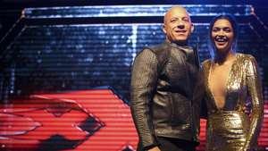 Vin Diesel Eksis di Hollywood Walk of Fame