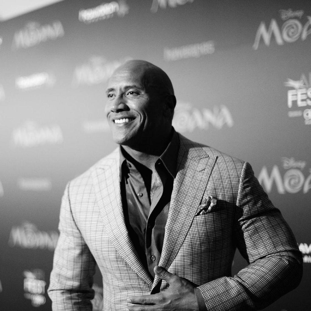 Dwayne The Rock Johnson Aktor Berbayaran Tertinggi, Siapa Sih?