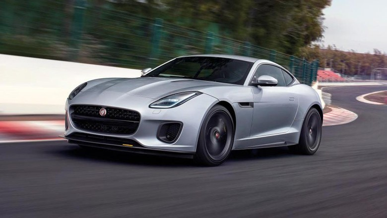 Jaguar F-Type Facelift (Foto: Autoexpress)
