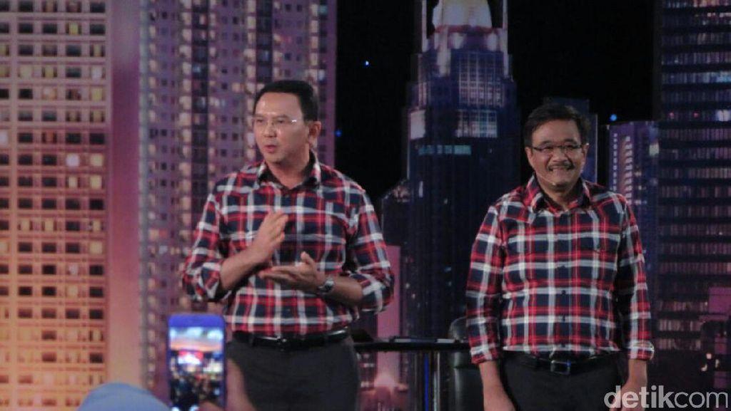 6 Jurus Ahok-Djarot Atasi Kesenjangan Ekonomi di Jakarta