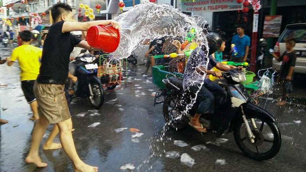Ada Festival Perang Air, Okupansi Hotel di Selatpanjang Naik Drastis