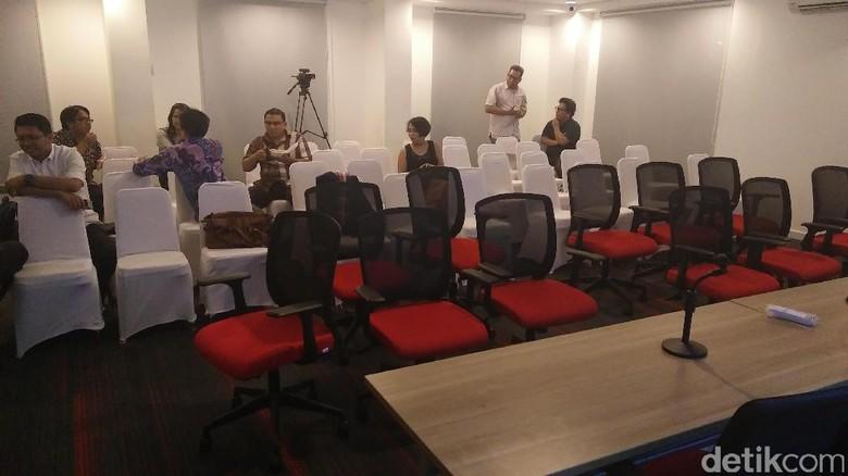 PSI Gelar Diskusi dan Nobar Debat Cagub-Cawagub DKI Jakarta