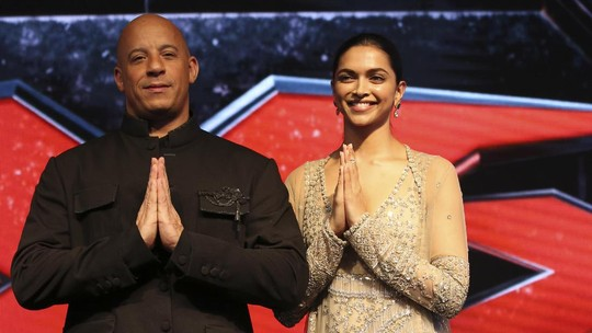 Meriahnya Fan Screening xXx: The Return Of Xander Cage di Mumbai