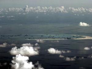 Angkatan Laut China Akan Latihan Perang di Laut China Selatan