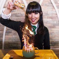 Sensasi 'Goblet of Hire' Harry Porter Bisa Dinikmati di Kafe Ini