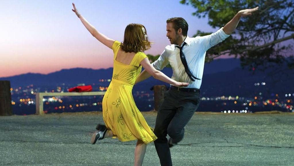 Ini Cara Emma Stone Dapatkan Tubuh Langsing Untuk Film La La Land