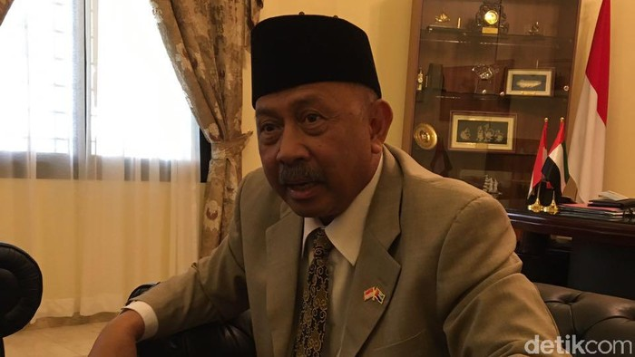Duta Besar RI untuk Abu Dhabi Husin Bagis