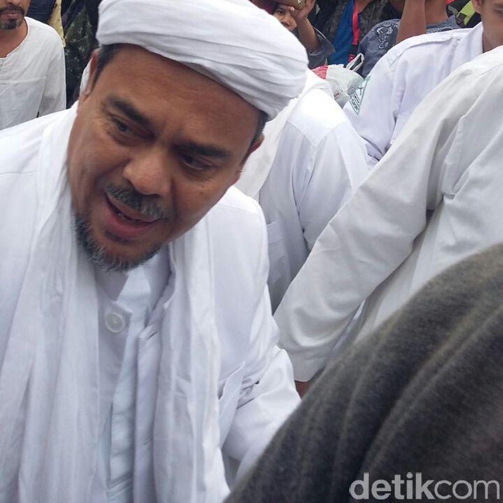 Dubes Saudi Bicara Pemeriksaan Habib Rizieq, PA 212 Minta Polri Gerak