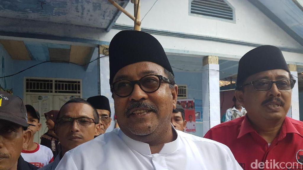 Rano Karno Jadi Caleg dengan Perolehan Suara Terbanyak di Banten