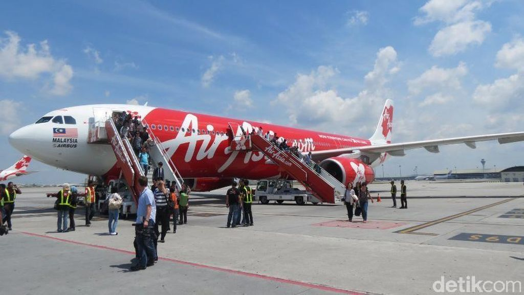 Promo AirAsia, Terbang ke Kuala Lumpur Mulai dari Rp 19 Ribu