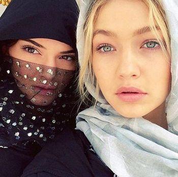 Selain Lindsay Lohan, Ini 8 Seleb Hollywood Lain yang Cantik Berkerudung